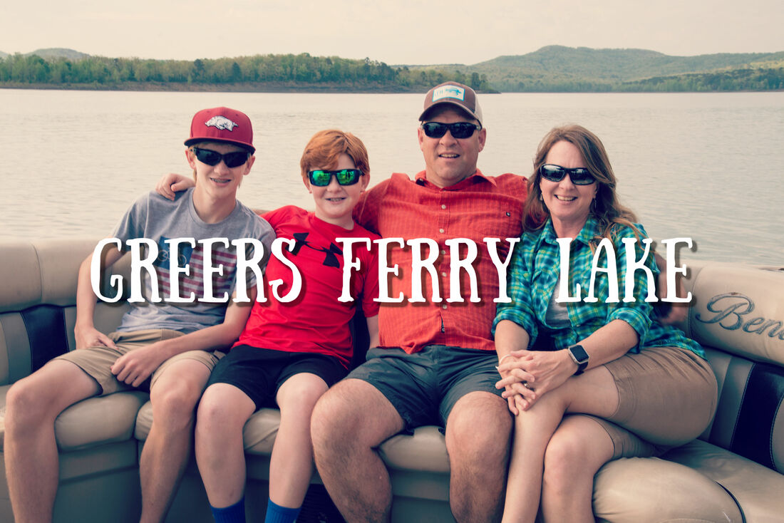 Greers Ferry Lake